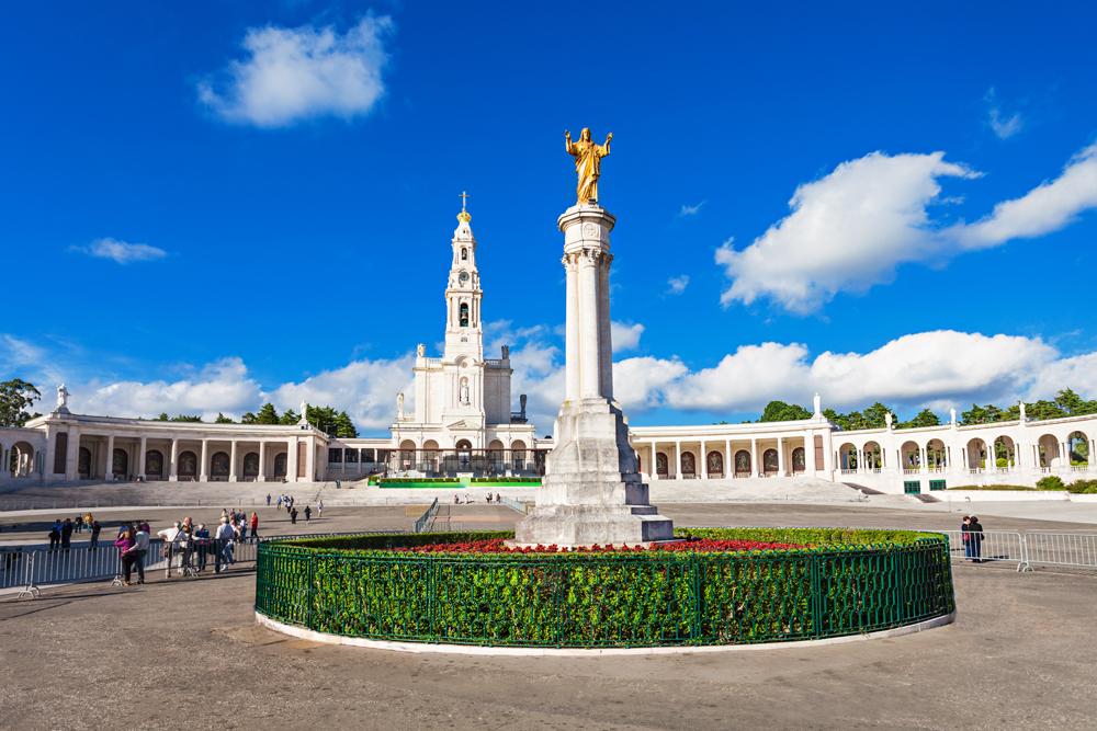 Basilica de Fatima, Portugal