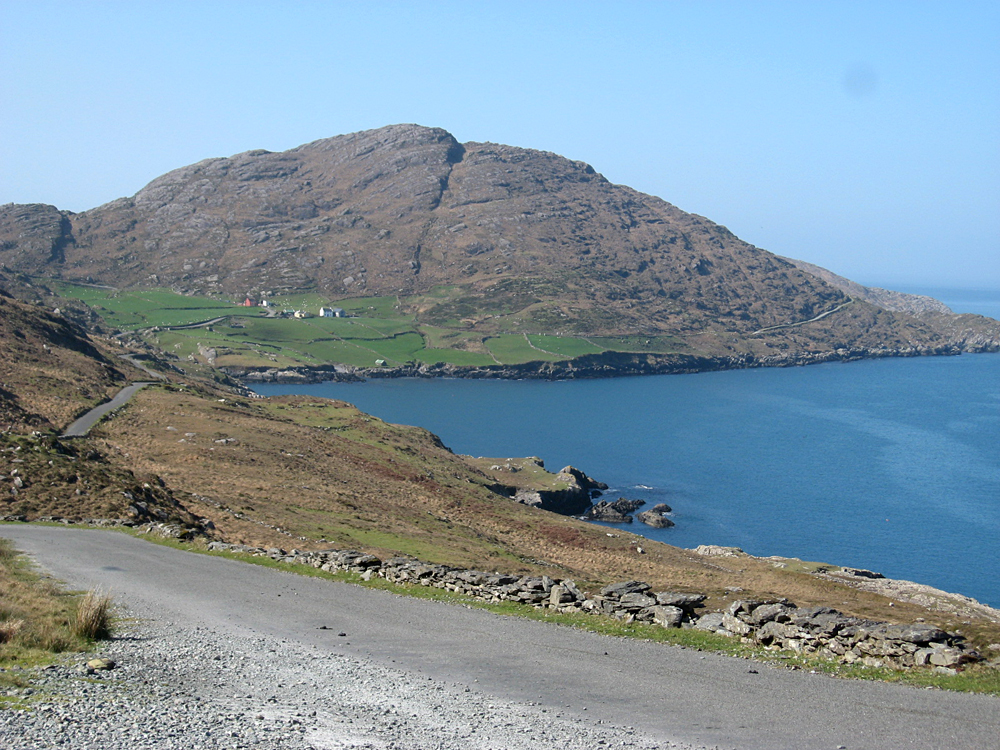 Beara Peninsula Scenery, Ireland