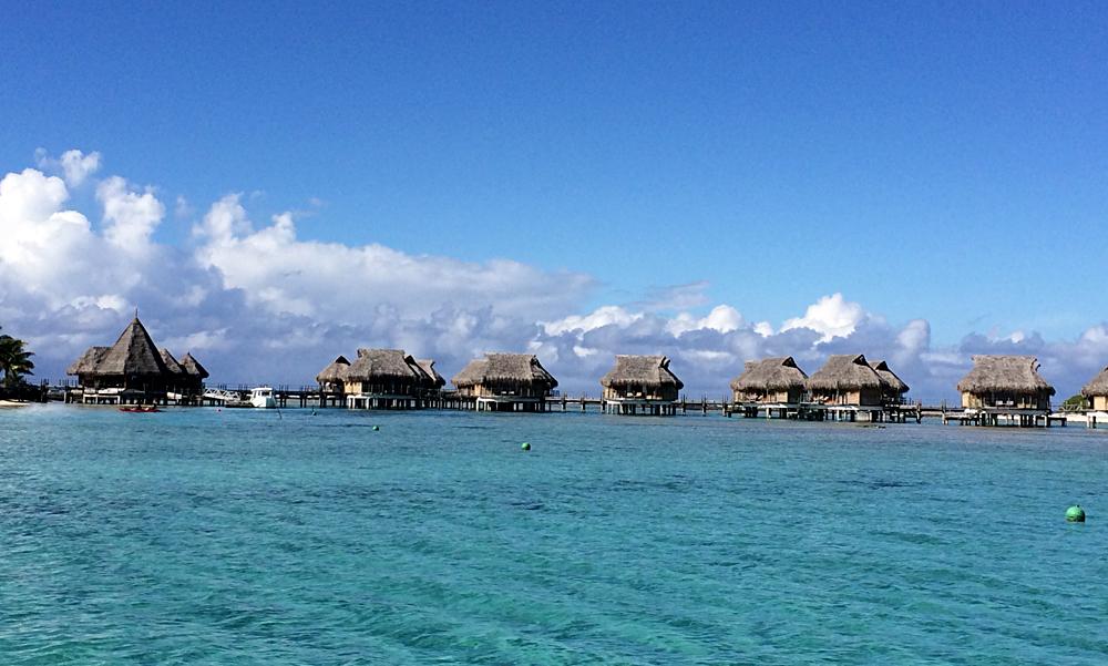 Bronwyn - Overwater Bungalows at Tikehau Pearl Beach Resort, Tahiti
