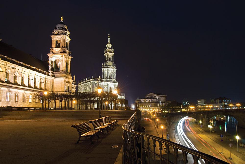 Bruehl's Terrace, Dresden, Germany