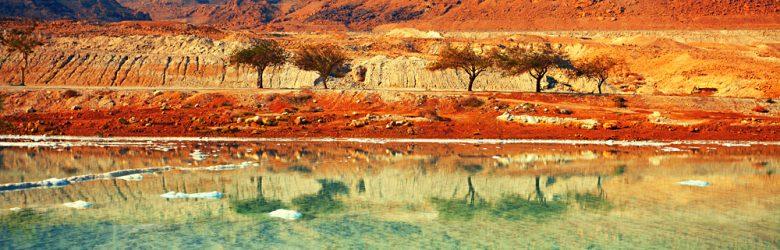 Dead Sea, Israel Jordan
