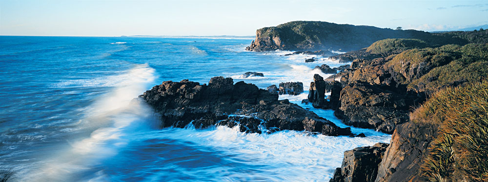 Experience the Beauty of the Rugged West Coast of New Zealand