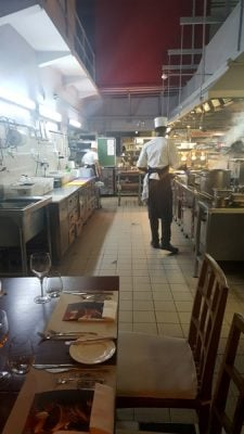 Kitchen at Mount Nelson Hotel, Cape Town, South Africa