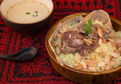 Mansaf - A Traditional Dish from Jordan