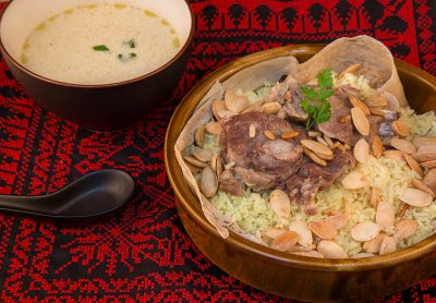 Mansaf - A Traditional Dish from Jordan
