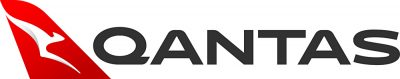 QANTAS Airways Logo Horizontal 2016