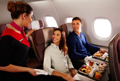Qantas Airways Premium Economy