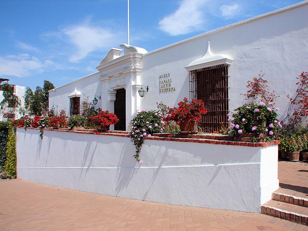 Rafael Larco Herrera Archaeological Museum, Lima, Peru
