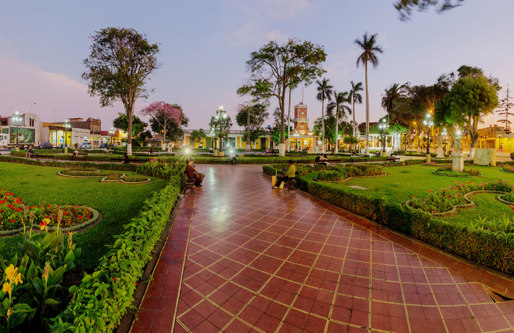 Barranco, Lima.