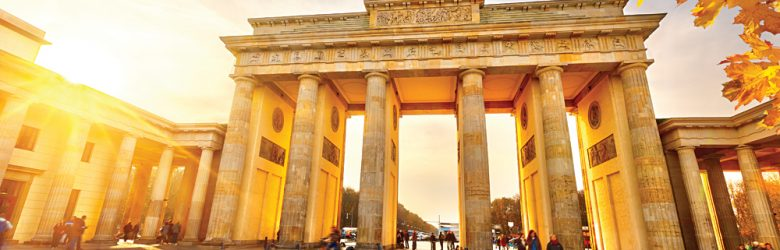 Brandenburg Gate, Berlin, Germany