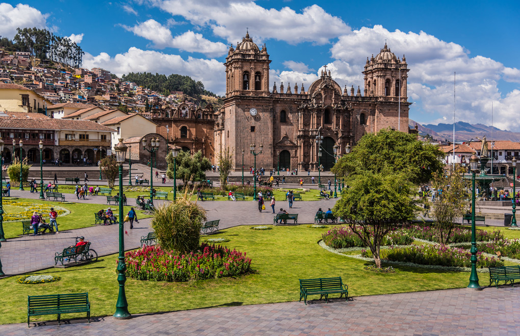 Cathedral, Cusco.