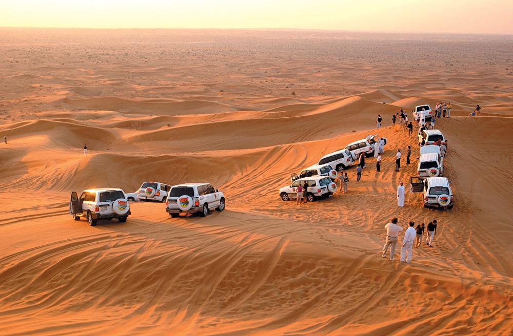 Desert Dune Safari, United Arab Emirates (UAE)