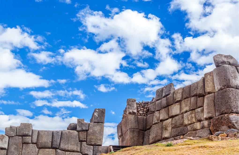 Sacsayhuaman Incan Ruins, Cusco.