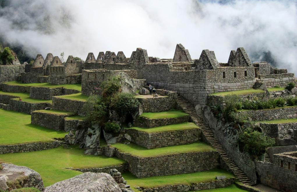 Machu Picchu Ramparts