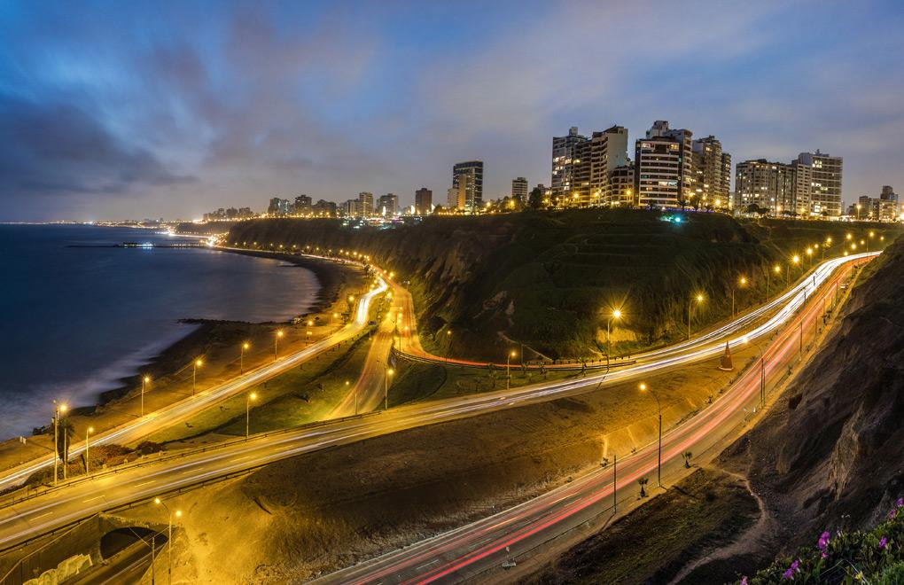 Miraflores, Lima.