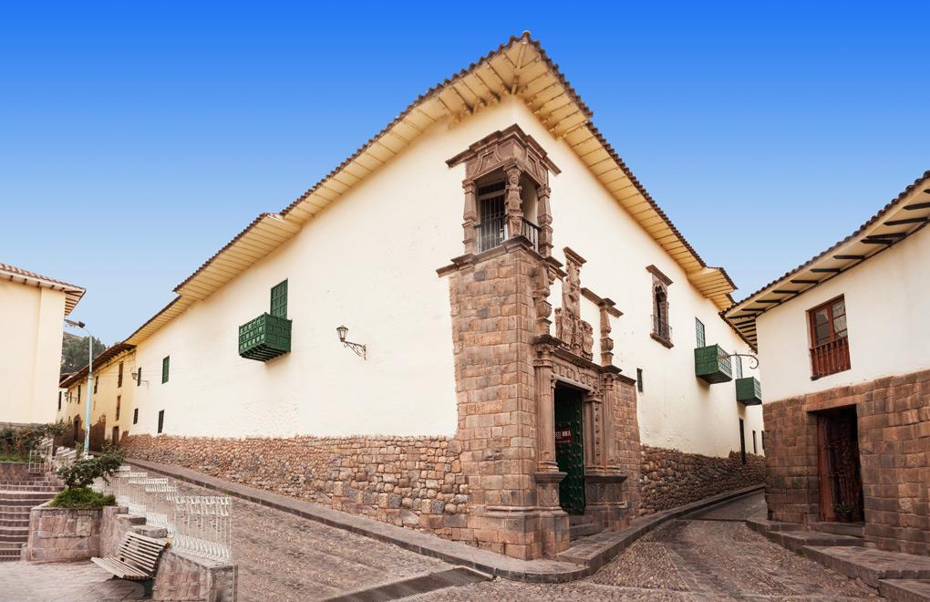 Museo Inka, Cusco.