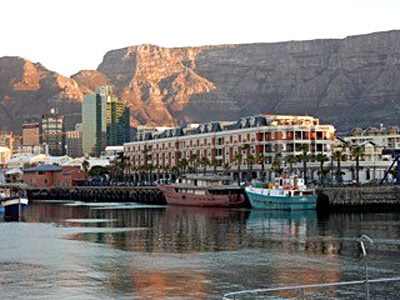 Nicky Cox - V&A Waterfront in Cape Town, South Africa