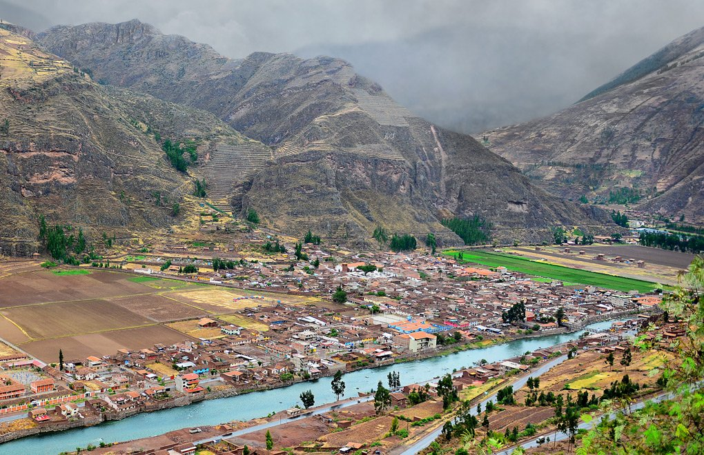 The Sacred Valley of the Incas and the Urubamba River are considered a highlight on a Peru vacation.