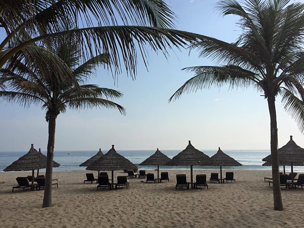 Soran Prasad - Beautiful Beach in Hoi An, Vietnam