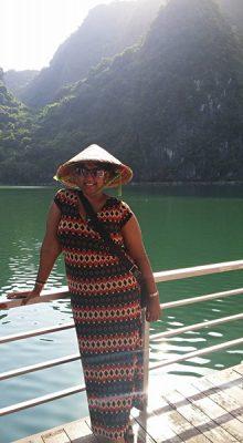 Soran Prasad - Soran in Halong, Vietnam