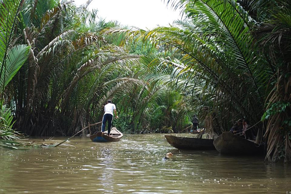 Soran Prasad - Waterways of the Mekong Delta, Vietnam