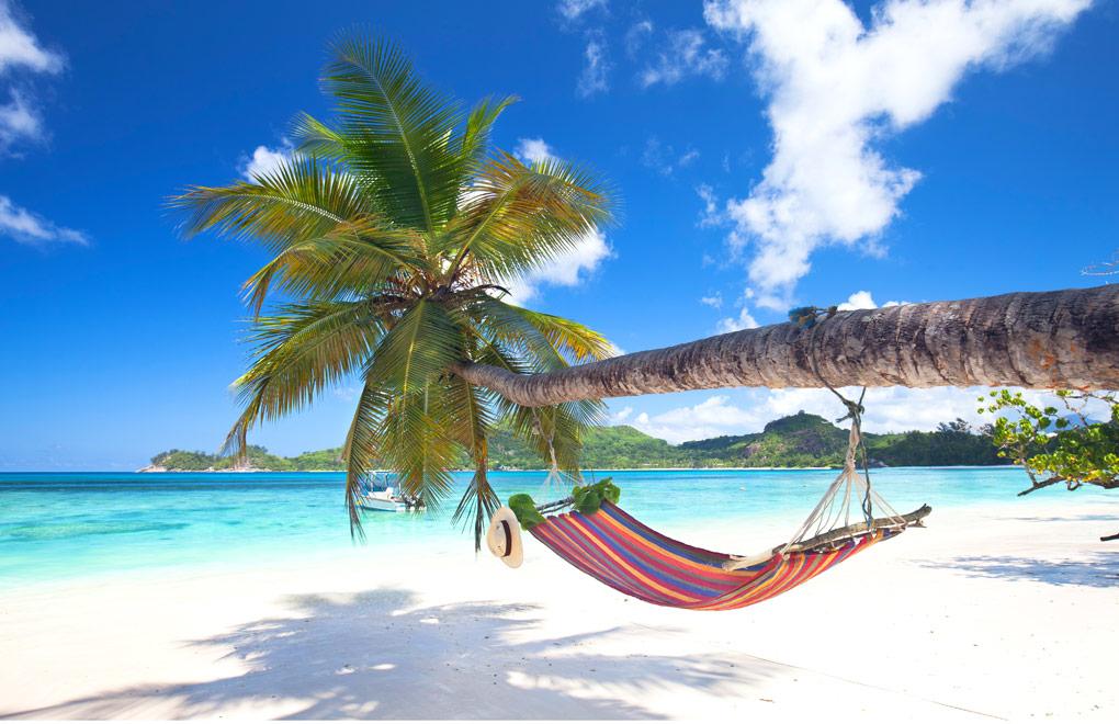 Mahe Island, Seychelles.