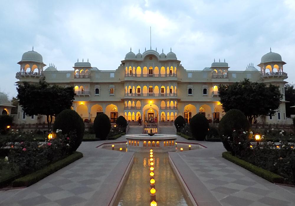 Anthony Saba - Anthony Saba - Nahargarh Fort Hotel in Ranthambore, India