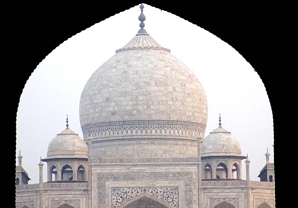 Anthony Saba - Taj Mahal in Agra, India