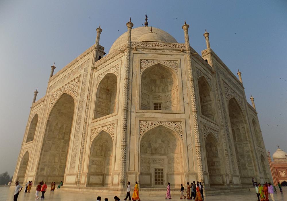 Anthony Saba - Taj Mahal Up Close, Agra, India