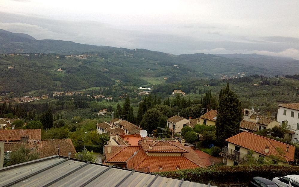 Fiesole, Tuscany, Italy