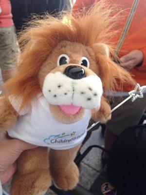 Children's Wish Foundation Mascot, Roary