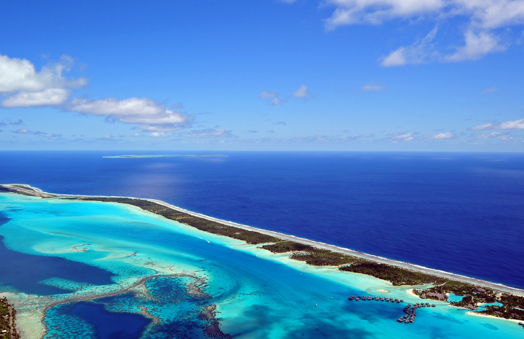 Outer Island, Bora Bora.