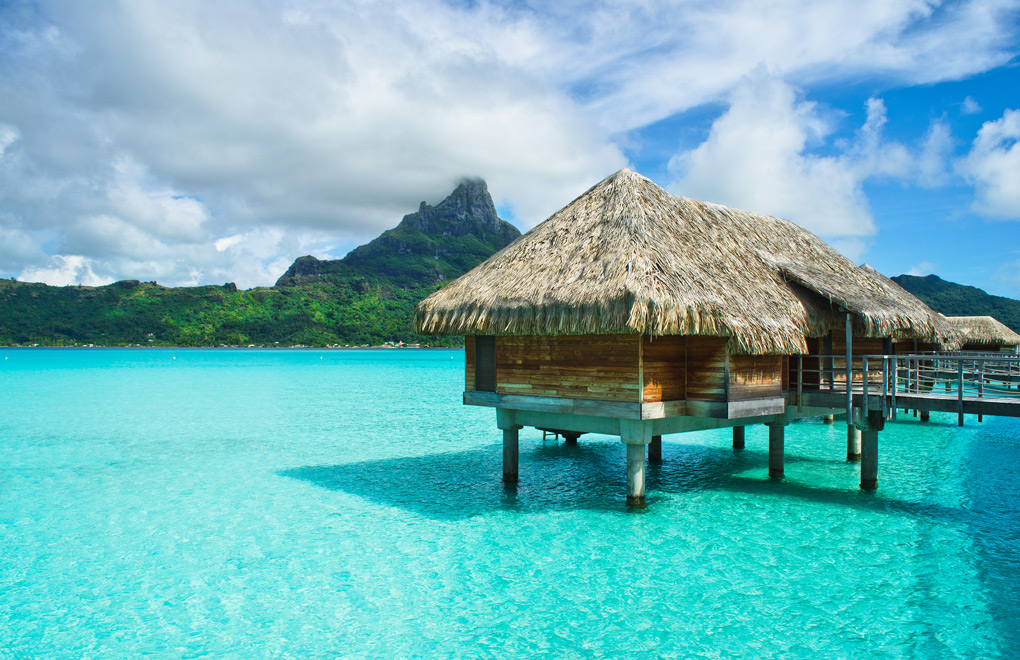 A stay in a Tahitian Overwater Bungalow should be included in all Tahiti vacations.