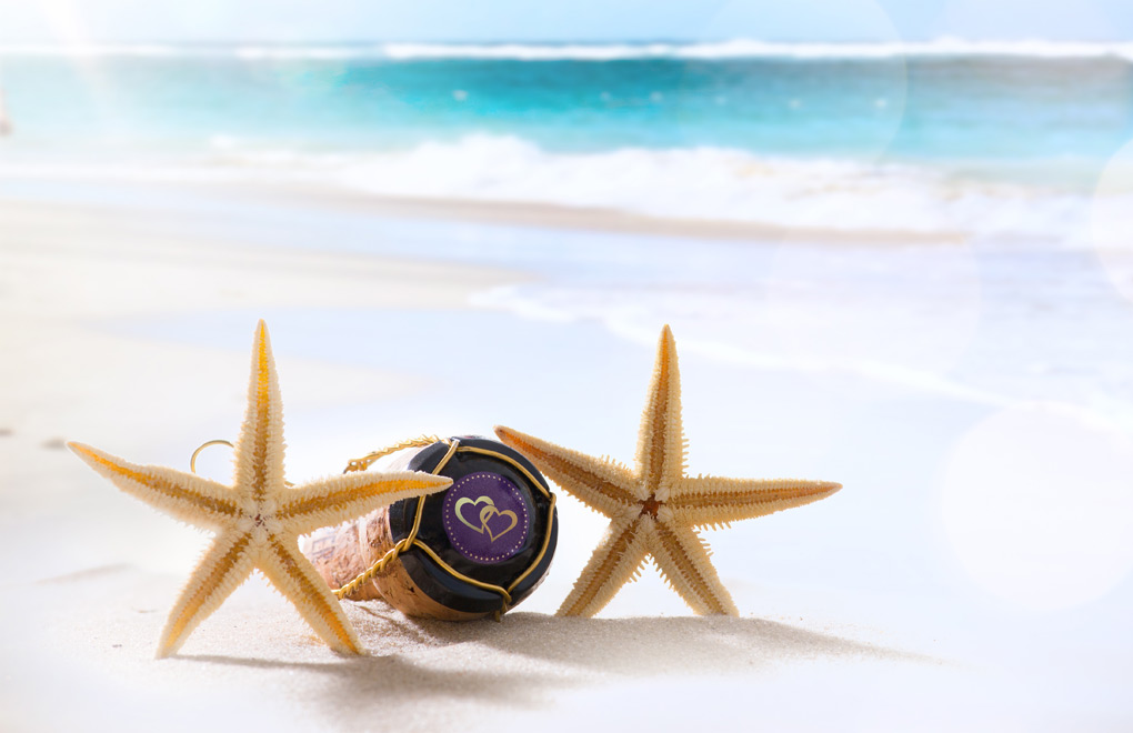Enjoy a tropical romance on your Bora Bora vacation!