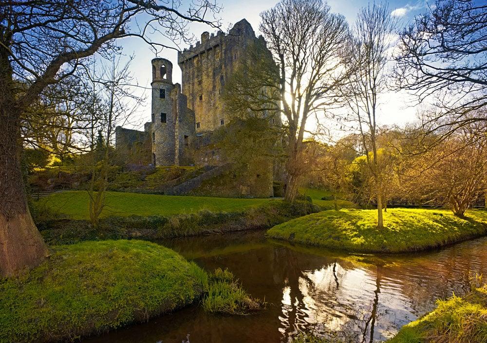Blarney Castle, Home of the World Famous Blarney Stone, Cork, Ireland