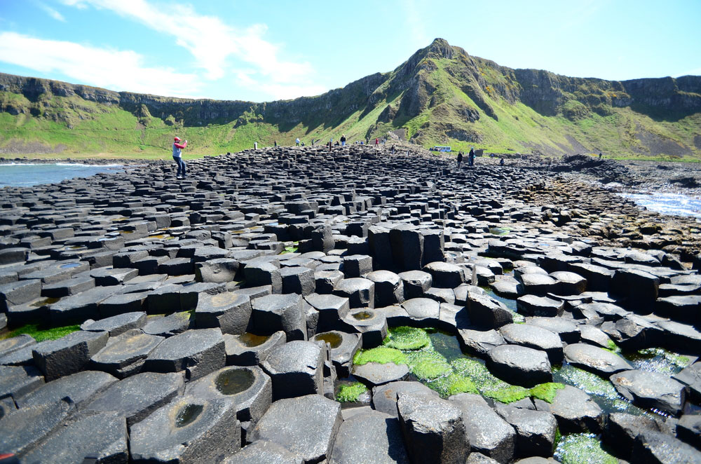 Giant's Causeway, Northern Ireland, UK