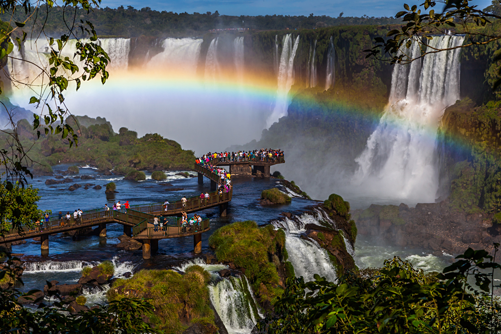 Iguassu Falls Go Beyond Rio On Your Brazil Vacation Goway
