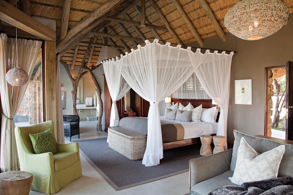 Leopard Hills Game Reserve Suite, Sabi Sands, Kruger, South Africa
