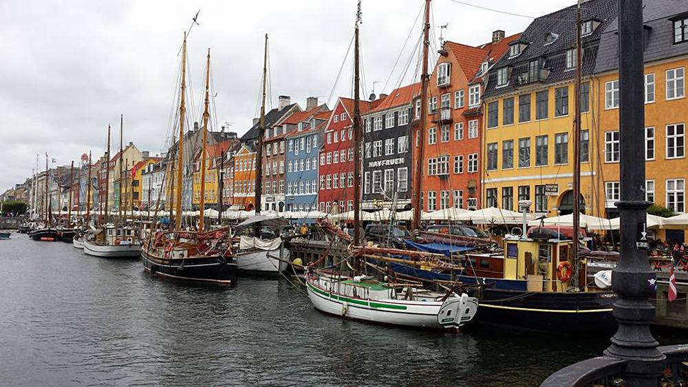Christian Baines - Nyhavn, Copenhagen, Denmark