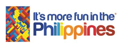 It's Fun in the Philippines Tourism Logo - Horizontal