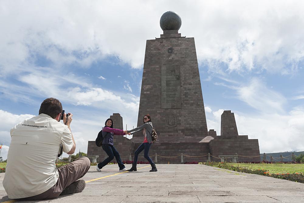 Quito Tourism - Mitad del Mundo, Ecuador