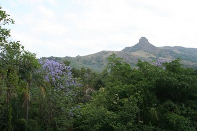 Scenery in Swaziland, Africa