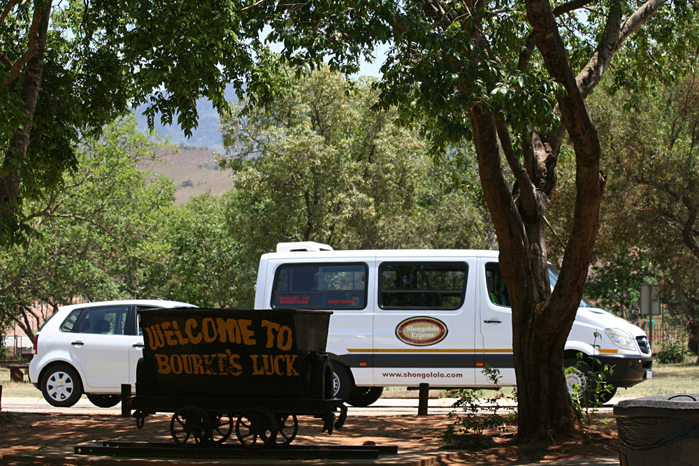 Shongololo Express Mercedes Sprinter Excursion Vehicle, Africa