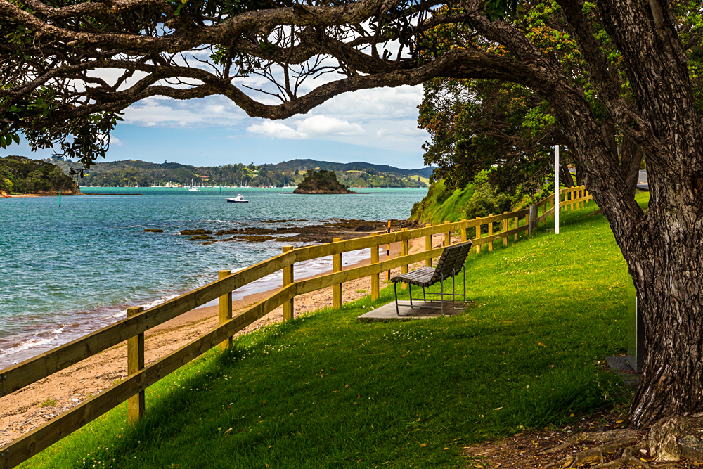 Paihia, Bay of Islands, North Island, New Zealand