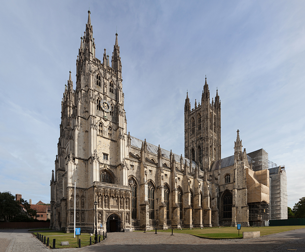 Canterbury Cathedral, Kent, England, UK