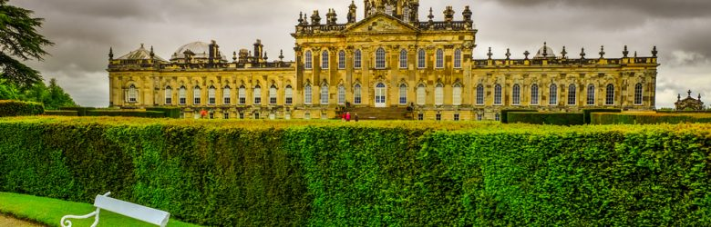 Castle Howard, Yorkshire, England, UK