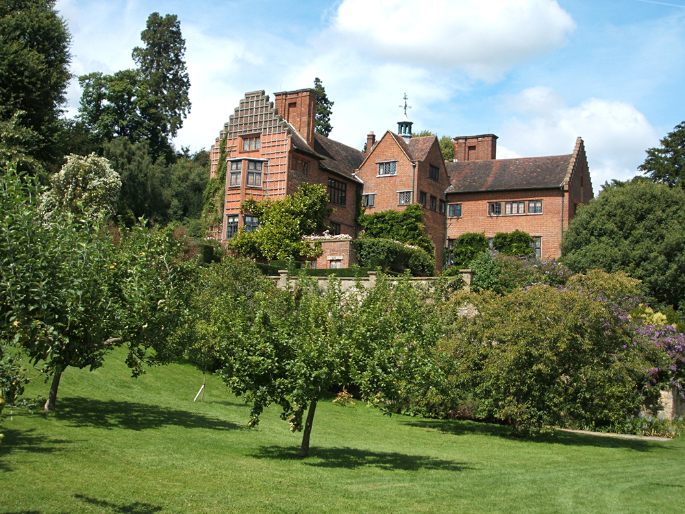 Chartwell house, home of Sir Winston Churchill, Kent, England, UK