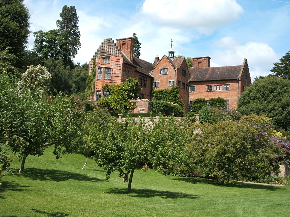 Chartwell house, home of Sir Winston Churchill, Kent, England, UK