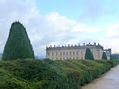 Chatsworth House, Derbyshire, England, UK
