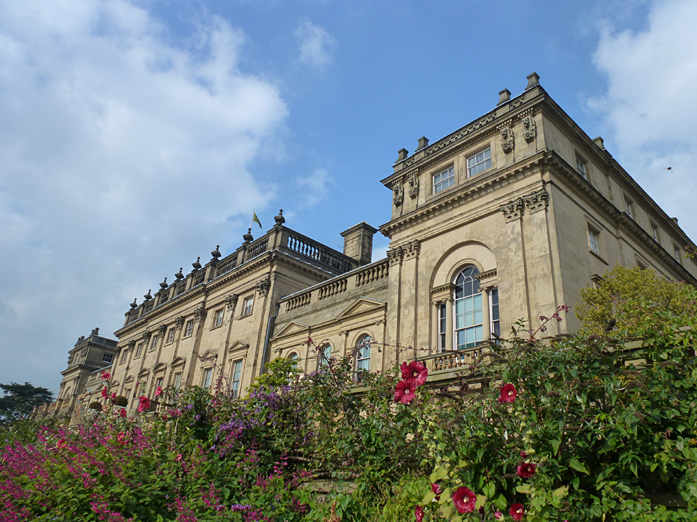 Harewood House, Harewood, West Yorkshire, England, UK